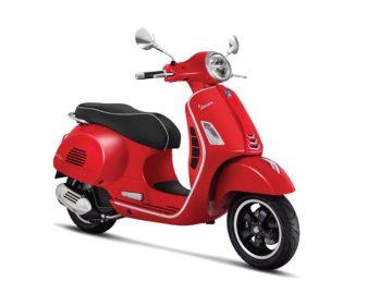 Vespa GTS 150 Red Passione