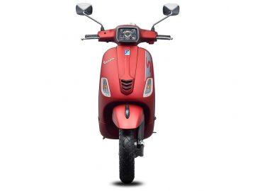 Vespa S 125 Rosso Matt