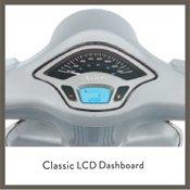 Classic LCD Dashboard