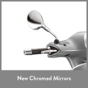 New Chromed Mirrors
