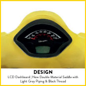 LCD Dashoboard
