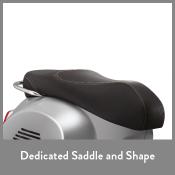 Dedicated Saddle and Shape