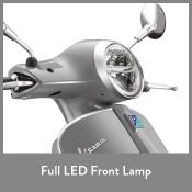 Full LED Front Lamp