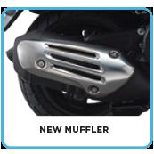New Muffler