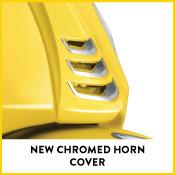 New Chromed Horn COver