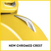 New Chrome Crest