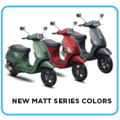 New Matt Series Colors