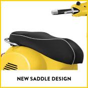 New Saddle Design