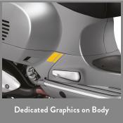 Dedicated Graphics on Body