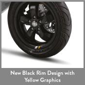 New Black RIm Design