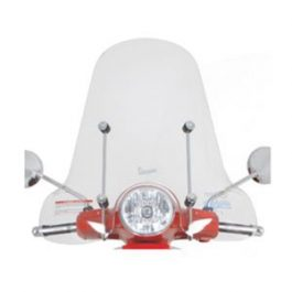 Vespa GTS Flyscreen Clear