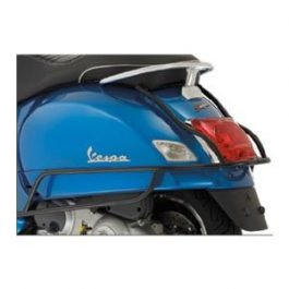Vespa GTS Rear Side Protection Black