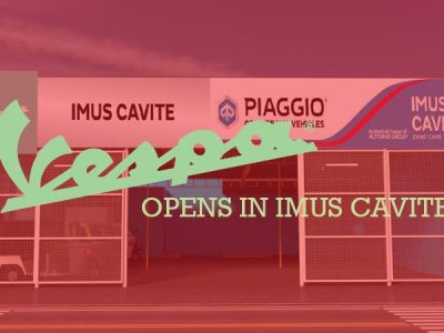 Vespa Imus Cavite