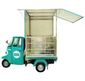 Piaggio Ape Mobile business